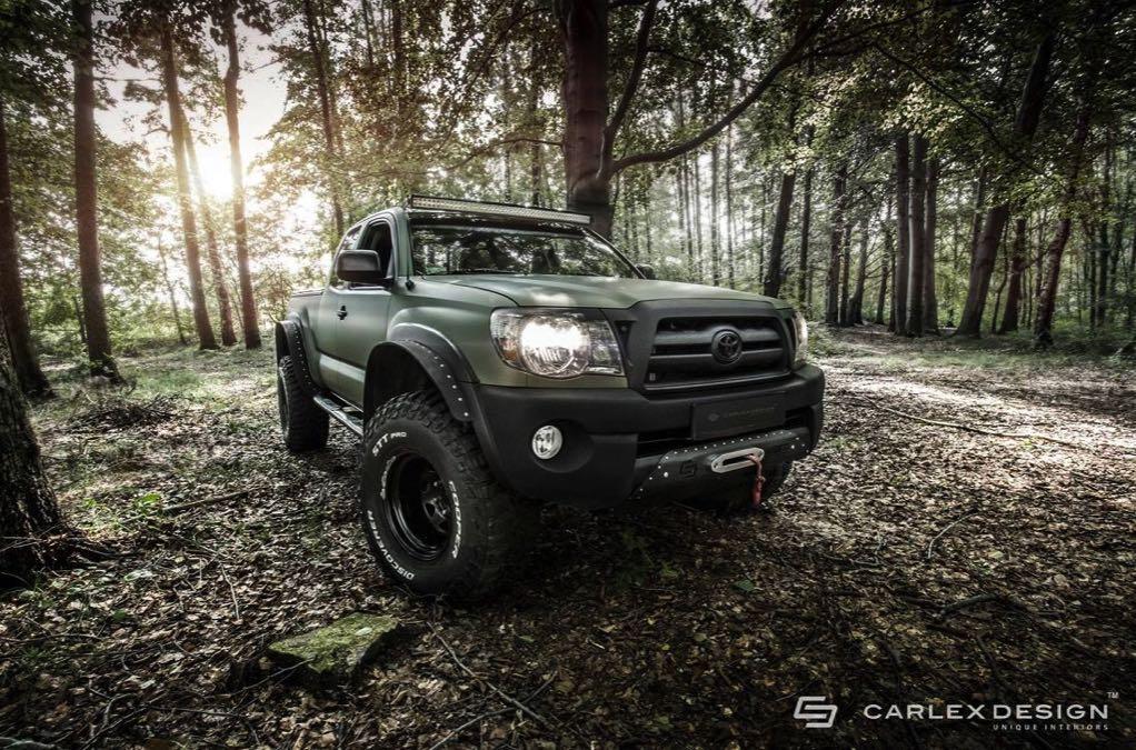 Toyota Tacoma by Carlex
