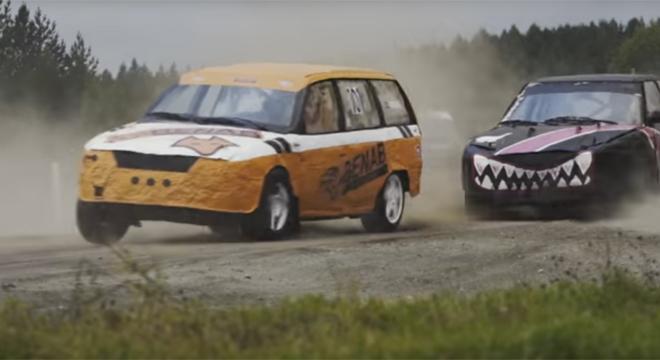 Folk Racing: las carreras más bestias de Suecia