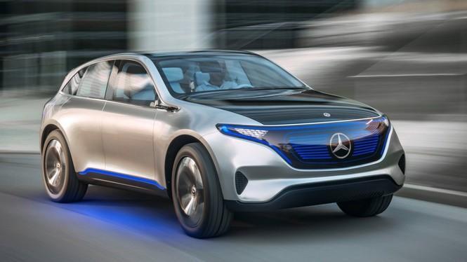 Mercedes espera reducir costes tras lanzar el primer EQ