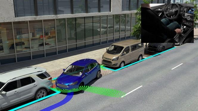 Ford presenta nuevos sistemas de ayuda a la conducción