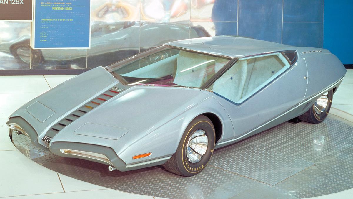 Nissan 126x Concept