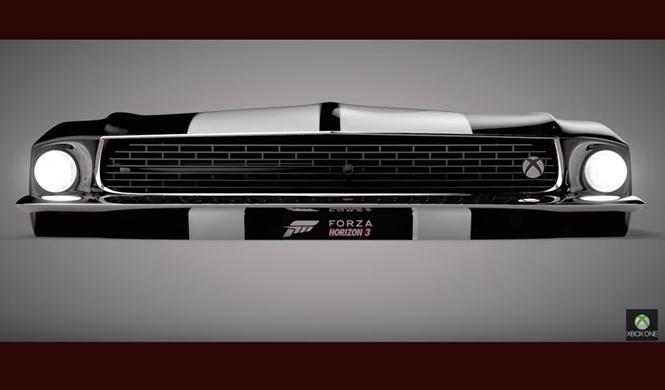 Consolas X-Box con forma de Mustang o Lamborghini: ¡molan!