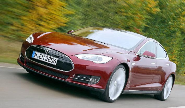 Tesla sube el precio del Model S