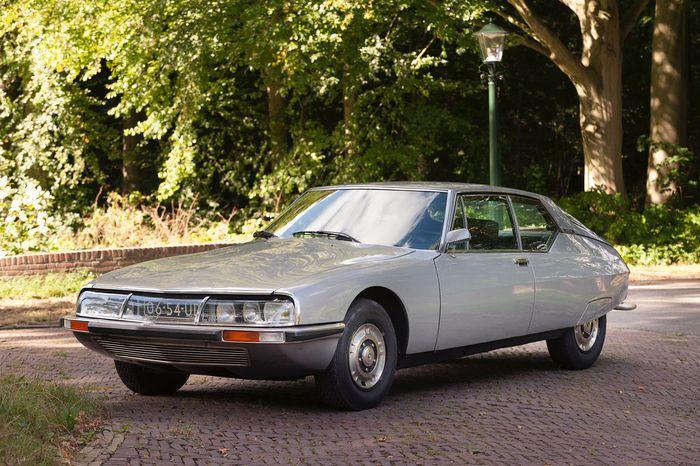 El Citroën de Johan Cruyff