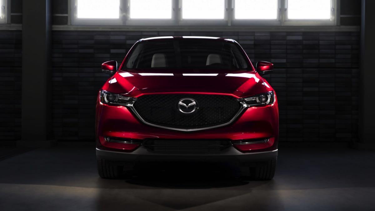 Mazda CX-5 2018 frontal