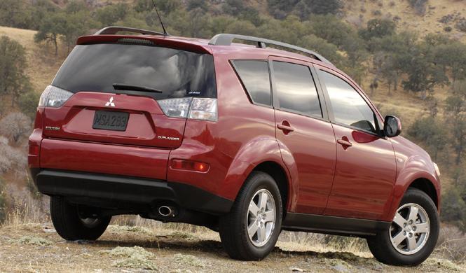 200.000 Mitsubishi a revisión por problemas de corrosión