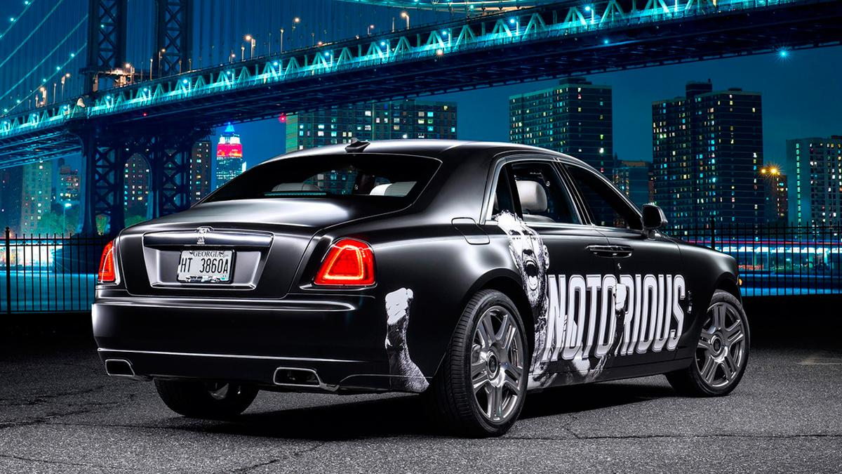 Rolls-Royce Ghost Notorious