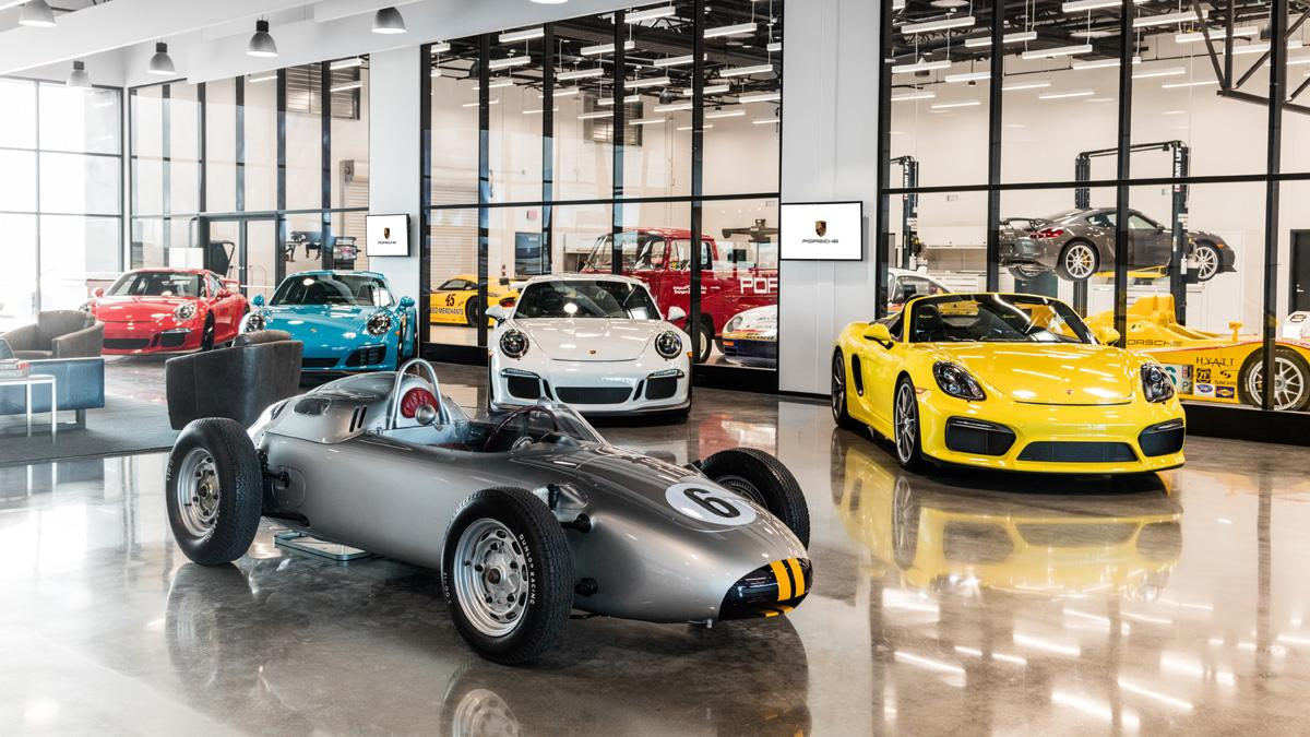 Porsche Experience Center LA