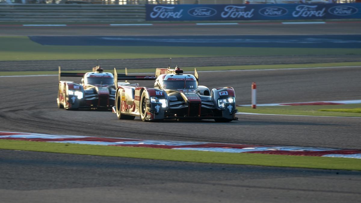 WEC 2016, 6H Bahréin: Audi gana en su última carrera