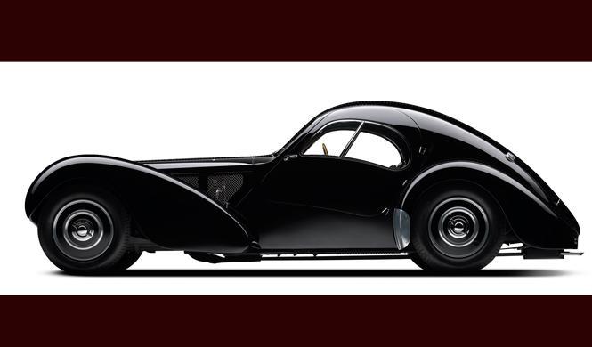 Bugatti 57SC Atlantic de 1938