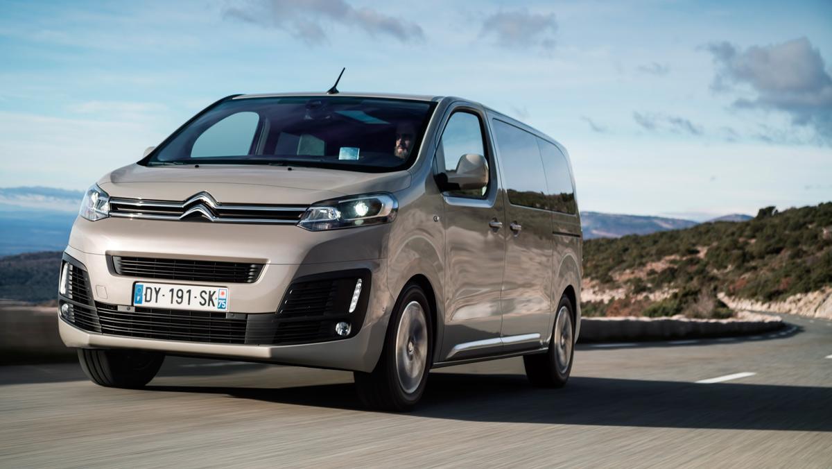 Citroën SpaceTourer 2016 (VII)