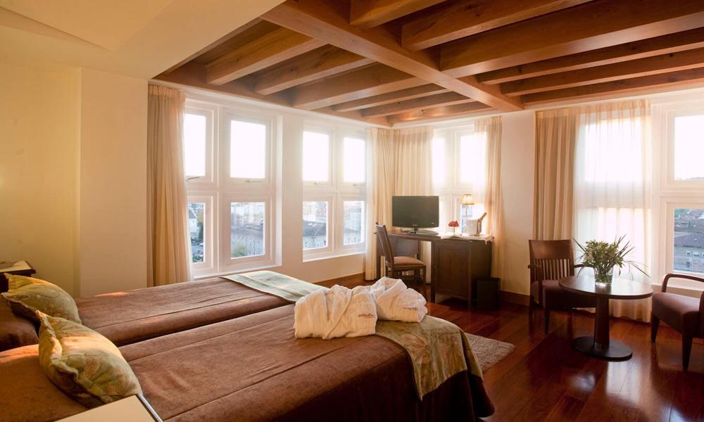 hoteles historicos santiago