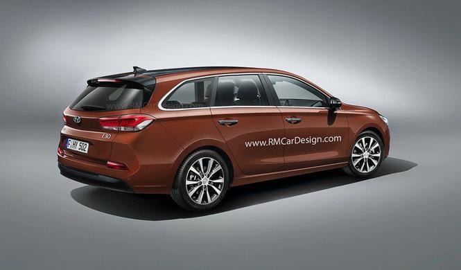 Hyundai i30 Cw, así podría ser