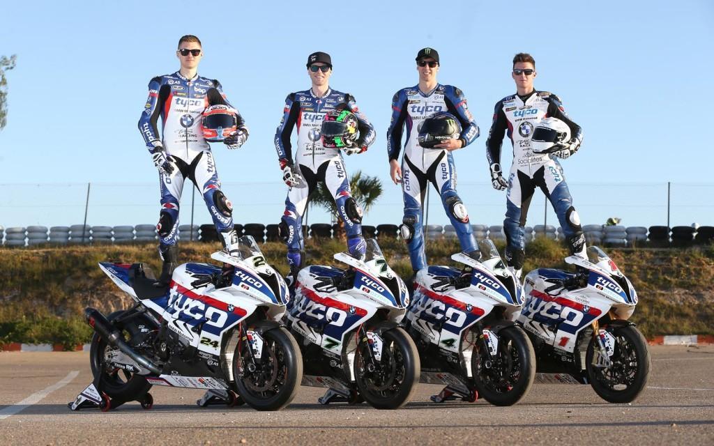Roban 4 motos al equipo Tyco BMW, del BSB