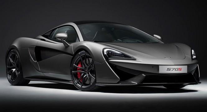 McLaren 570S Track Pack, más deportivo