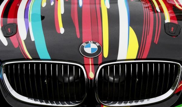 El próximo BMW Art Car será un BMW M6 GT3