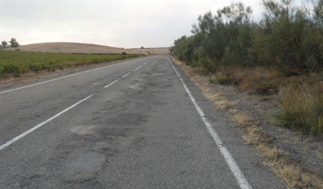 Las 10 carreteras más peligrosas de España en 2016