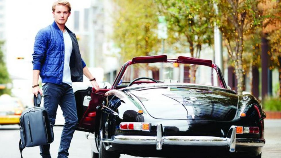 Te presentamos los coches de Nico Rosberg.