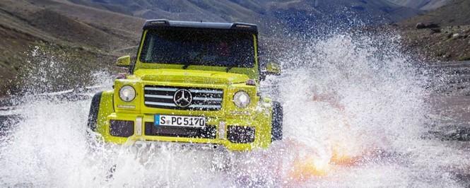 ¡Récord! 20.000 unidades del Mercedes Clase G en un año