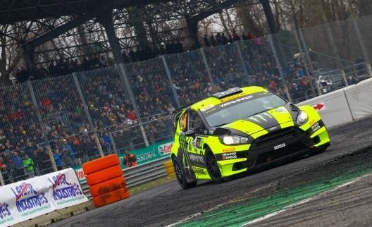 Monza Rally Show 2016 (2ª etapa): Rossi dicta sentencia