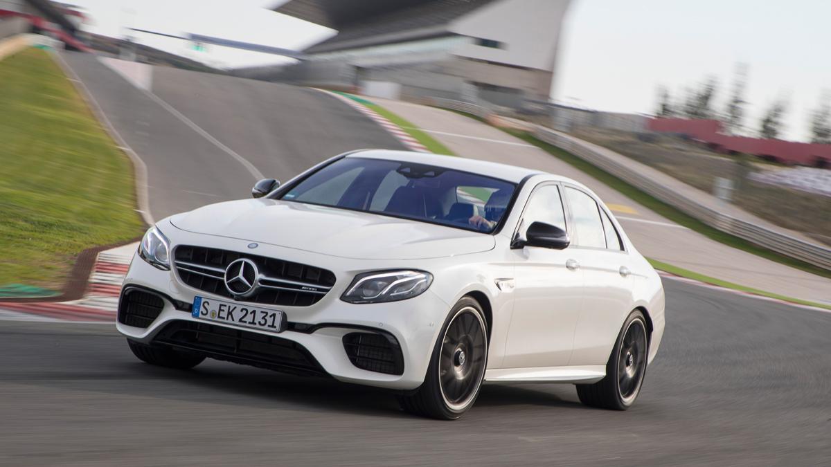 Mercedes-AMG E 63 S 4MATIC+ 2016