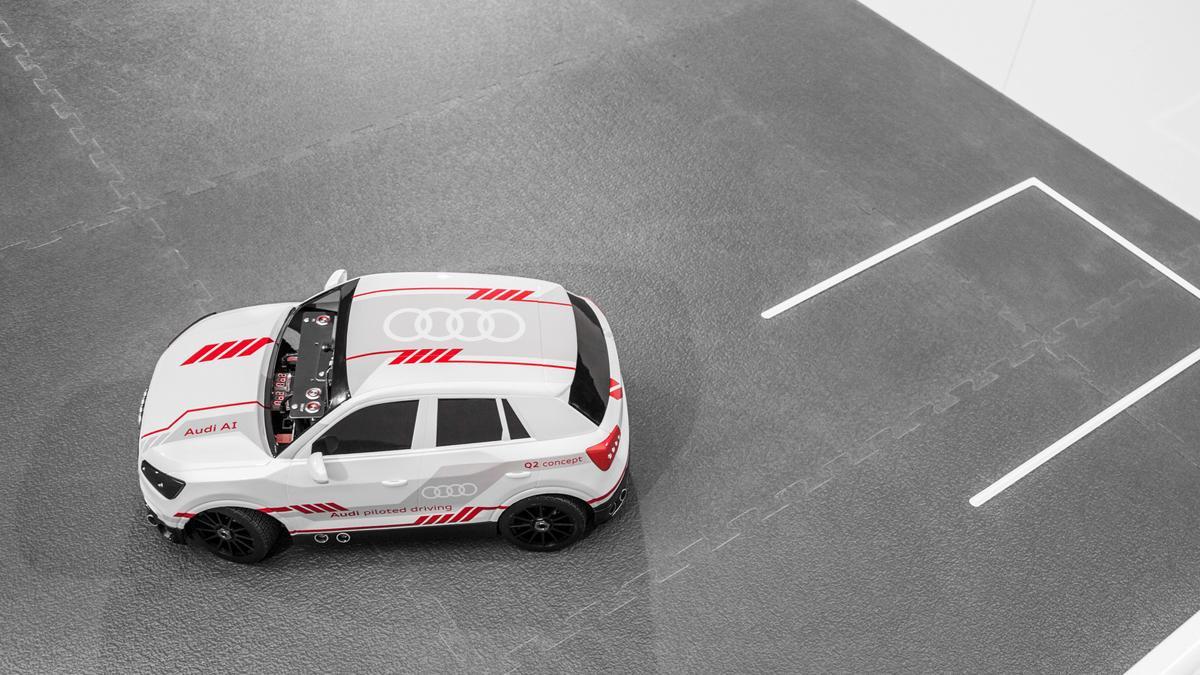 El Audi Q2 más inteligente