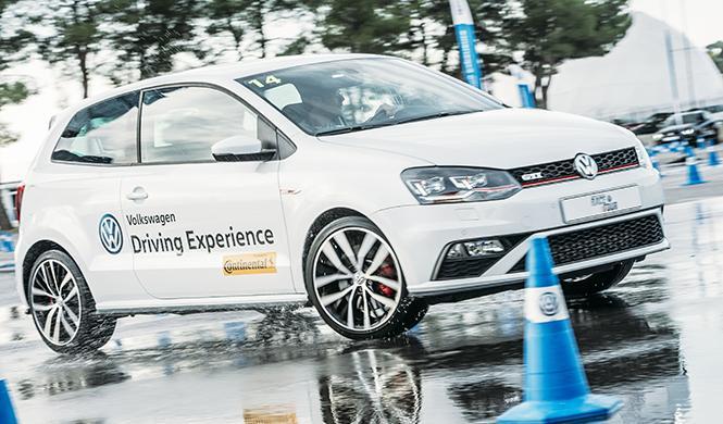 Las espectaculares cifras de la Escuela de Conducción VW