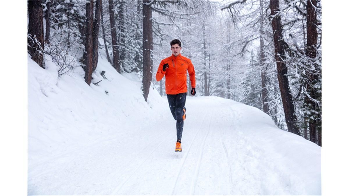 Chaquetas running para correr en invierno