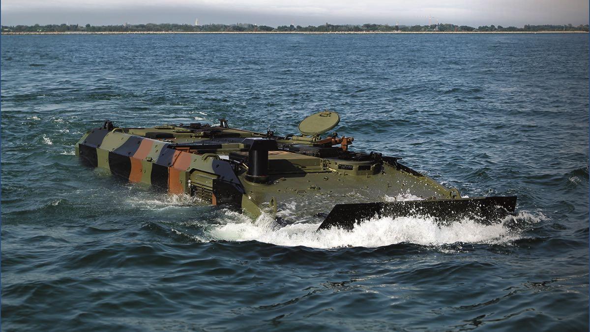 Amphibious Combat Vehicles