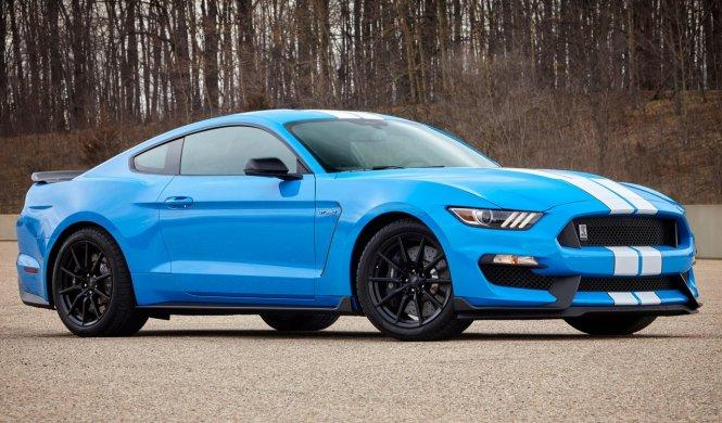 Habrá Shelby Mustang GT350 también en 2018