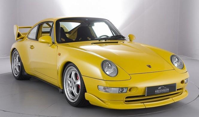 Porsche 911 RS Clubsport