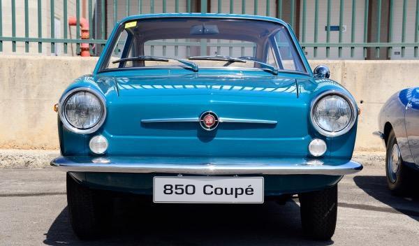 Seat 850 Coupé