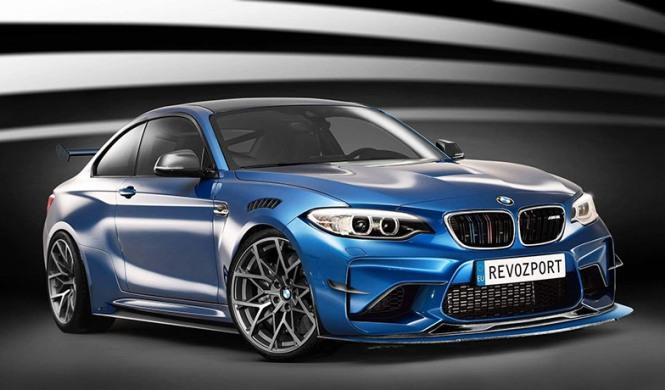BMW M2 by RevoZport