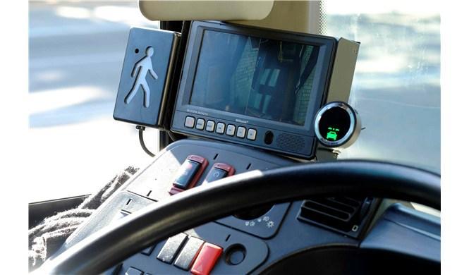 Málaga incorpora tecnología anti-accidentes a sus autobuses