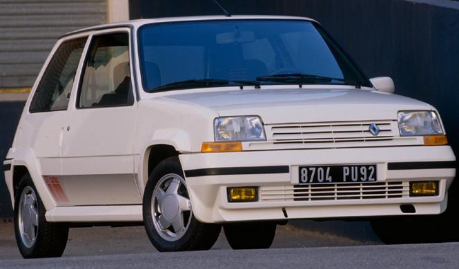 Mitos del automóvil: ¿saltaba el turbo del R5?