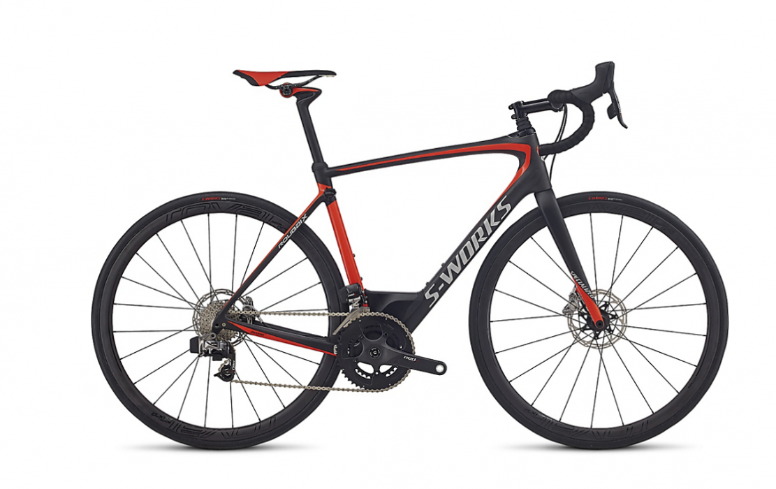 Bicicleta Specialized S-Works Roubaix eTap (9.899,90 euros)