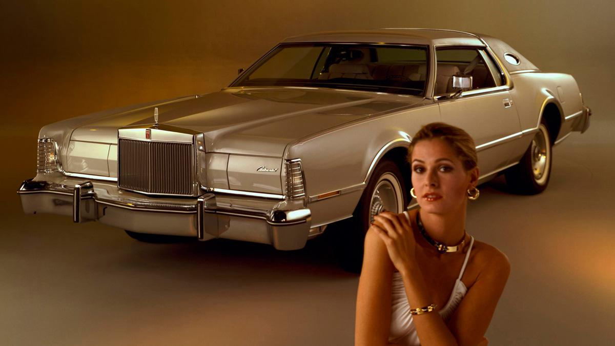 Lincoln Continental MK IV Cartier Edition