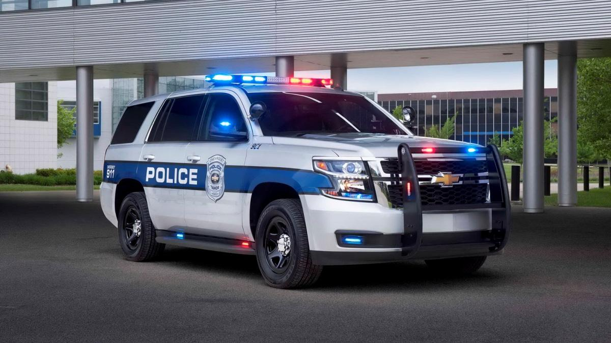 La Policía prefiere los SUV