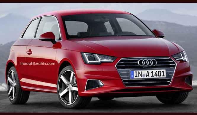 Audi A1 2018: más grande, lujoso y posiblemente, híbrido