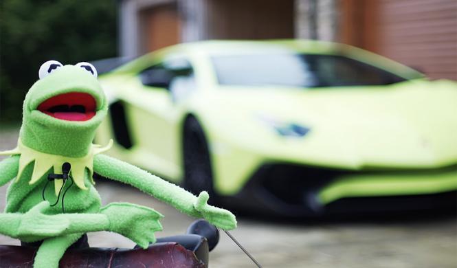Vídeo: conviviendo con un Lamborghini Aventador SV