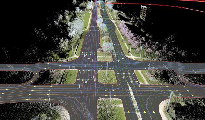 Conducción autónoma: Intel adquiere el 15% de HERE