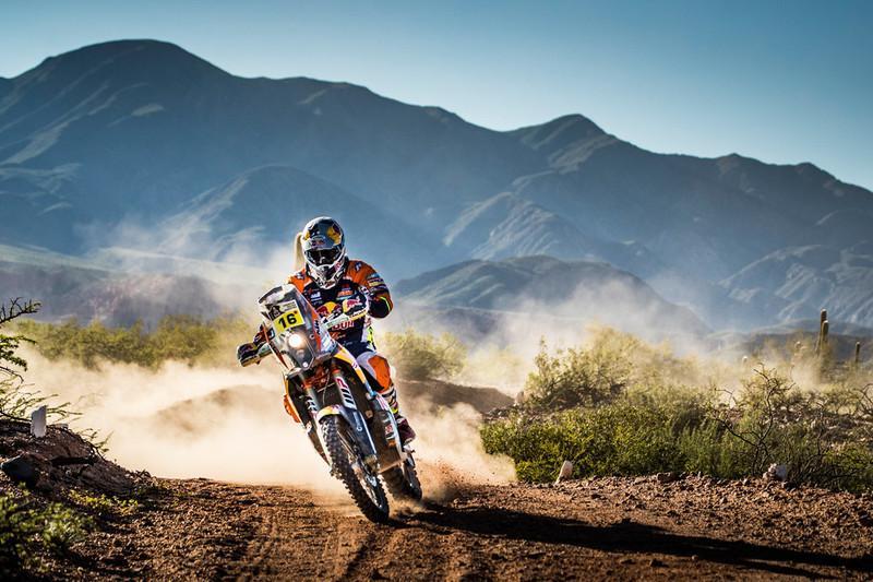 Dakar 2017, Motos. Etapa 4: Walkner vence y Barreda resiste