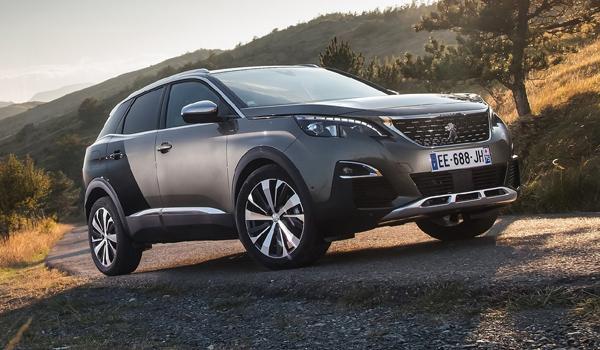 SUV menos consumen 2017 Peugeot 3008 1.6 BlueHDi 120 CV