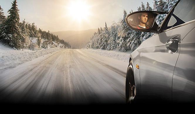 Cinco razones para usar neumáticos anchos en invierno