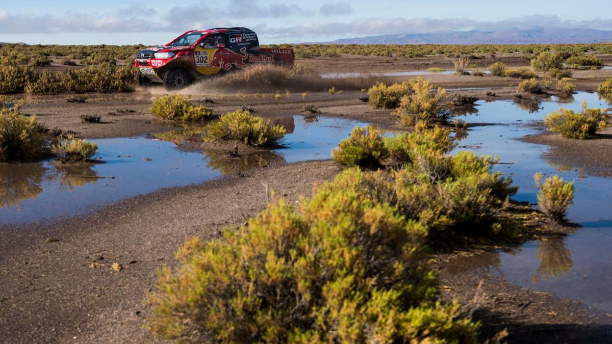 Dakar 2017: se cancela la novena etapa