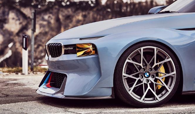 BMW 320i Turbo Hommage: lástima que sea una recreación