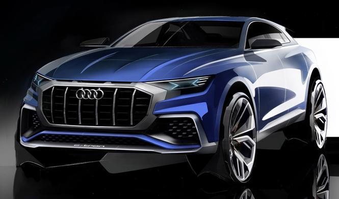 El Audi SQ8 será una realidad