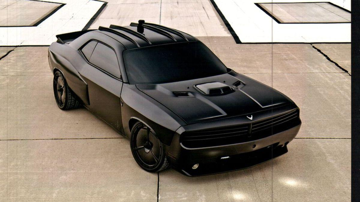 Subasta Dodge Challenger Vapor