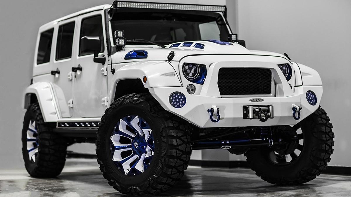 Jeep Wrangler Prestige Intimidator: fuerza bruta -- Autobild.es