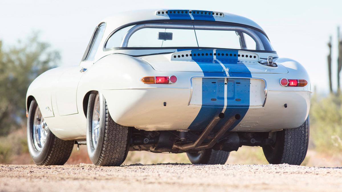 Coches clásicos Scottsdale jaguar